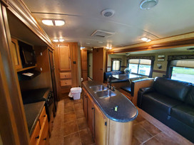 Rentable RV Interior