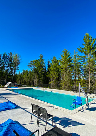 Located in beautiful and secluded Northern Michigan