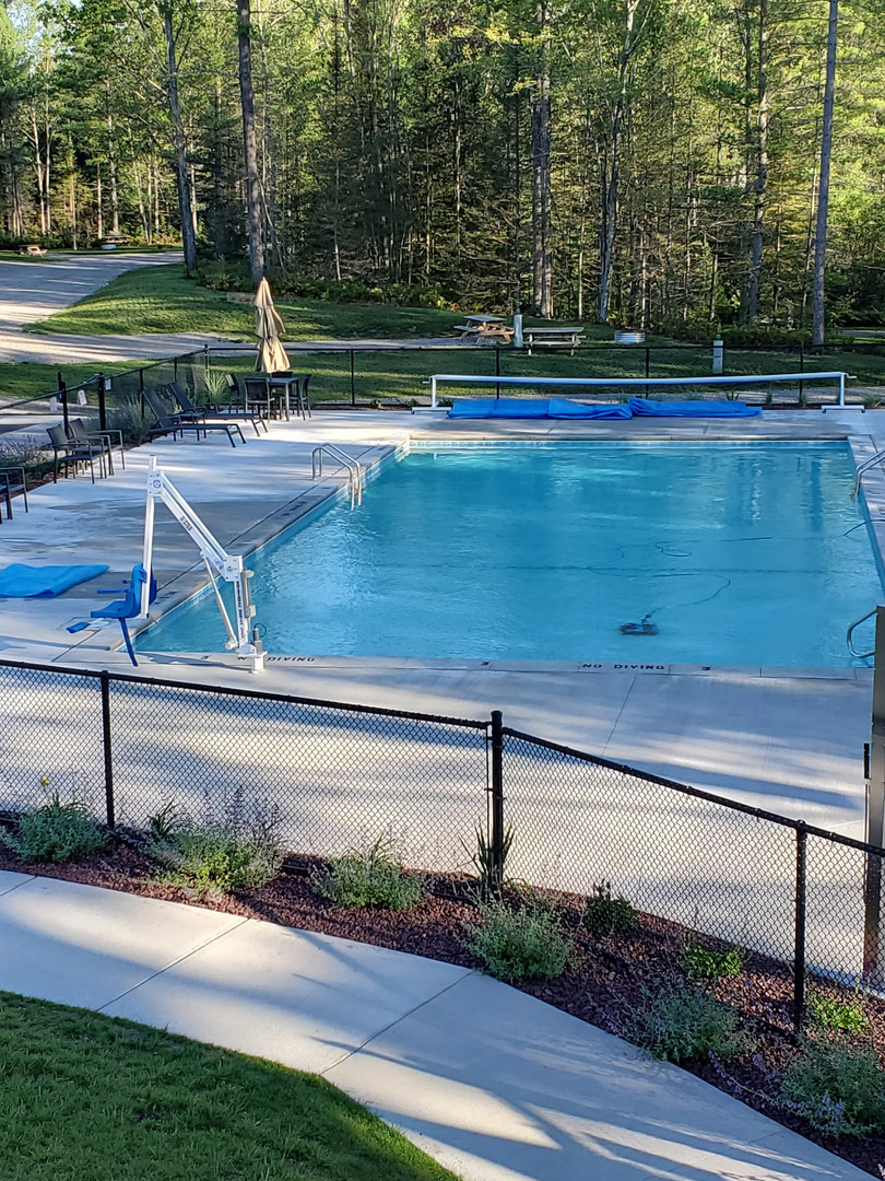Our Pool