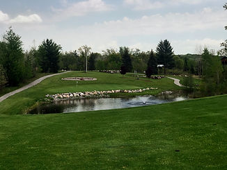 Cedar Valley Golf Club in Comins Michigan
