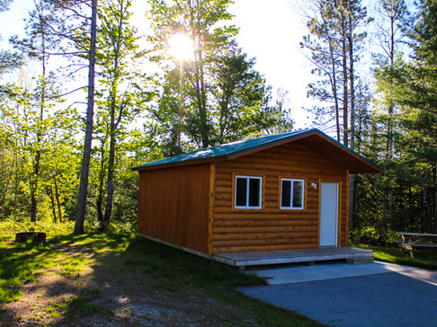 Cozy Cabins that will fit the whole family