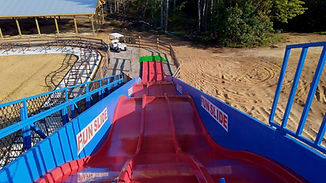 Wild Frontier Fun Park Slide