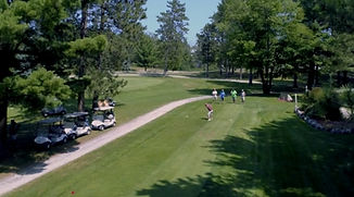 Exclusive Golf Course in Comins Michigan