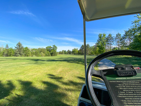 Tour our 6,330 yard golf course