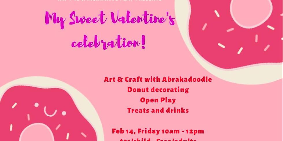 Valentine's Event (Feb 14th 10:00am-12:00pm)