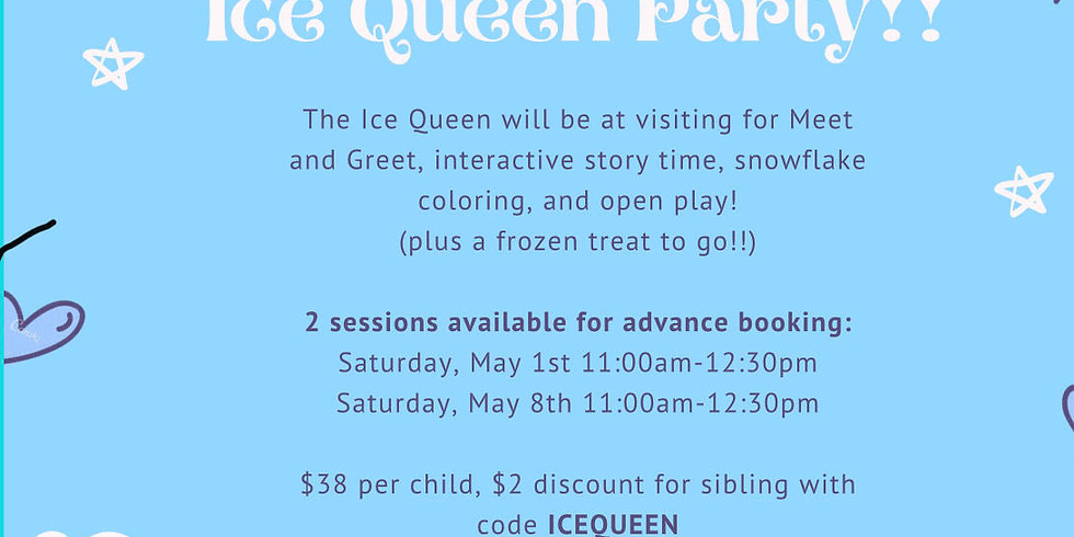 A Magical Time with Ice Queen