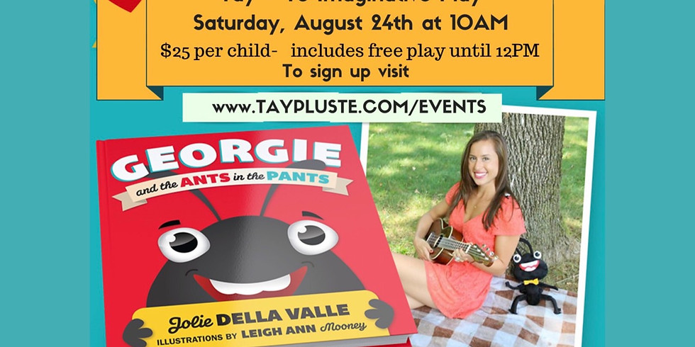 StoryTime Dance Party! Sat, Aug 24th)