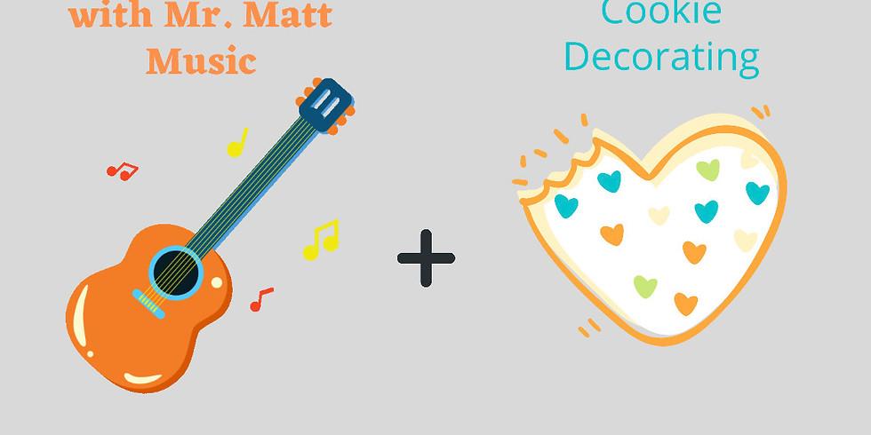 Mr. Matt Drive-In Music Class (Nov 5th)