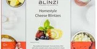 Blinzi Cheese Blintzes