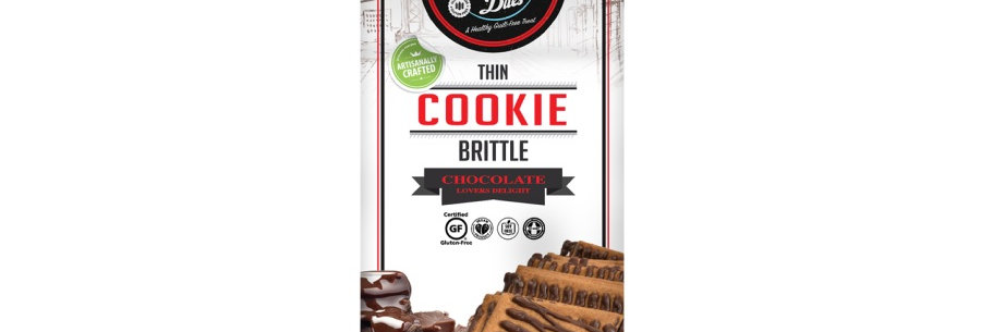 Brooklyn Bites Cookie Brittle Chocolate