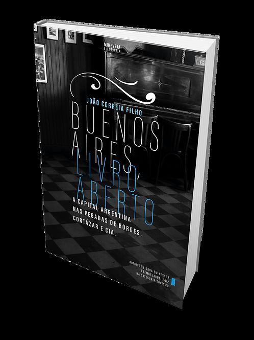 BUENOS AIRES,                 LIVRO ABERTO de João Correia Filho
