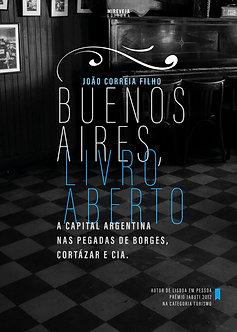 BUENOS AIRES, LIVRO ABERTO