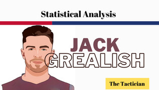 """Statistical Analysis: Comparing Jack Grealish and """"the best of the rest""""."""
