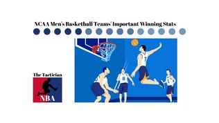 NCAA Men's Basketball Teams' Important Winning Stats