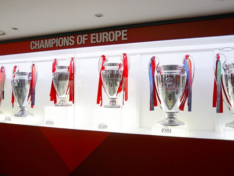 2020/21 Champions League Round of 16 Preview