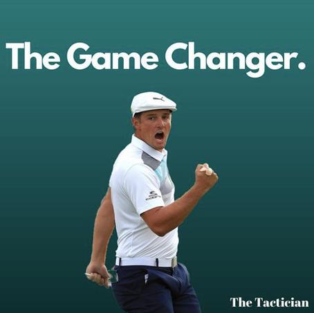 Bryson DeChambeau The Game Changer.