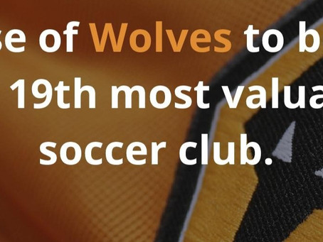 The rise of wolverhampton Wanderers.