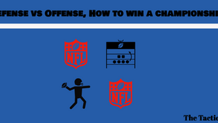 Defense vs Offense, How to Win a Championship?
