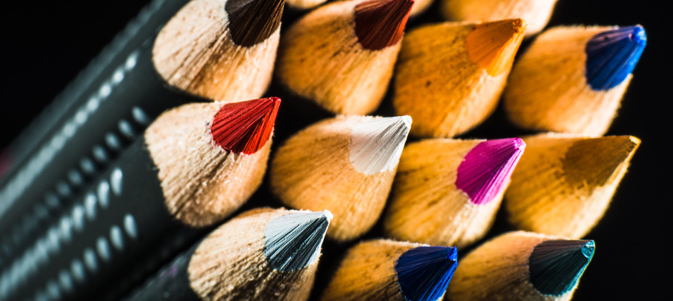Farbstifte 10
