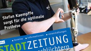 Im Focus Juli: APT Prothesen Osthessen