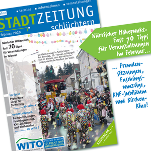 Stadtzeitung Schlüchtern Februar 2020