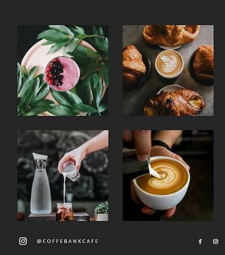 Events – Coffee Bank - Carmel California
