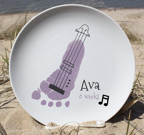 Guitar Plate