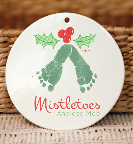 Mistletoes Ornament