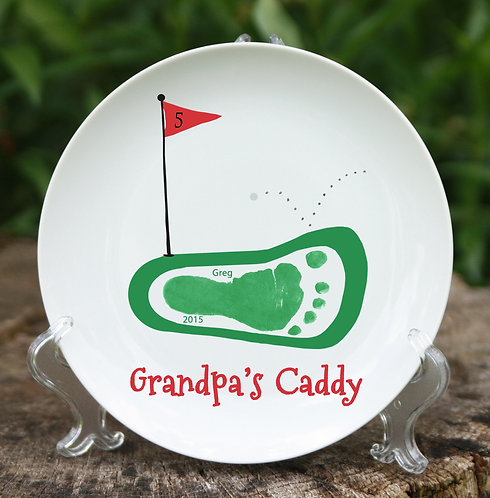 Golf Plate