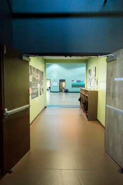 Kids Hall entrance