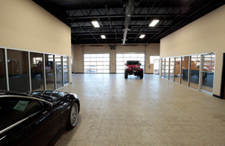Customer Garage Entry