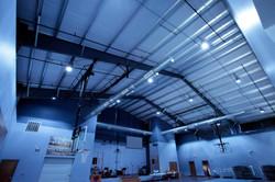 Gymnasium Cieling
