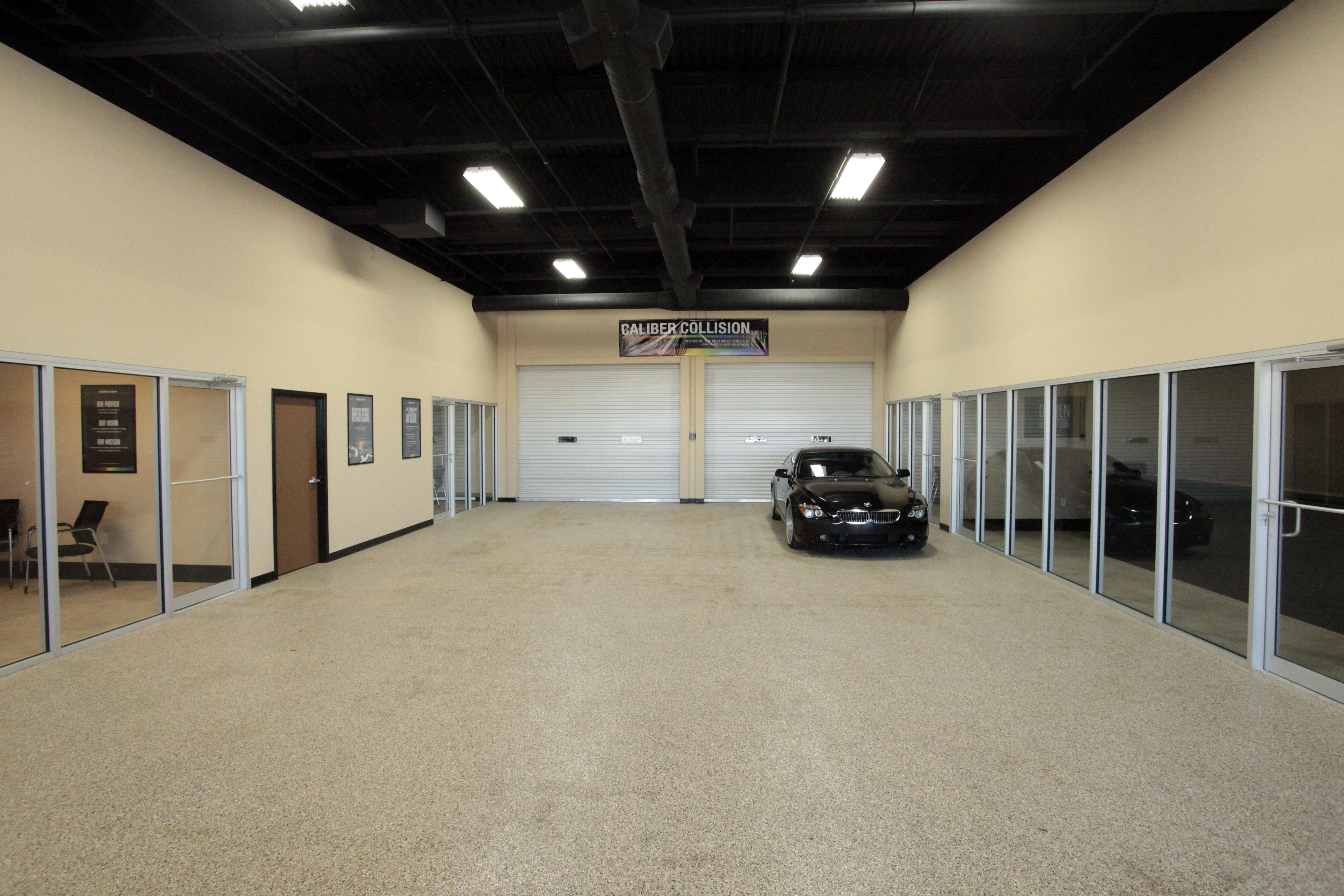 Customer Garage Entry