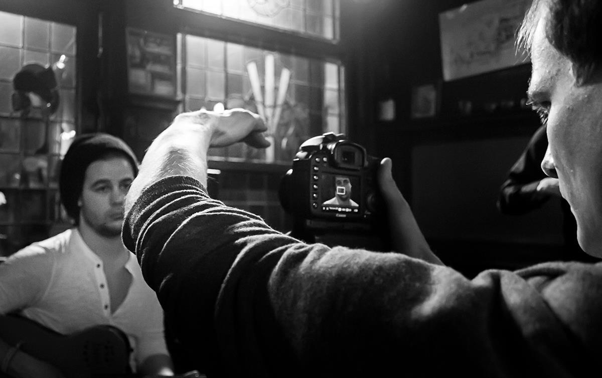 Taxidi tournage clip