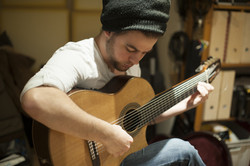 Simon Fransquet Guitare