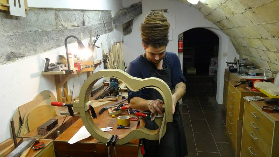 Construction Guitare
