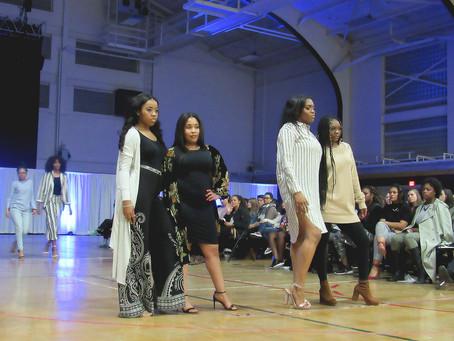 """OBU's fashion show """"Dawn of a New Era"""" stunned CMU's campus last Friday"""