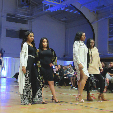 "OBU's fashion show ""Dawn of a New Era"" stunned CMU's campus last Friday"