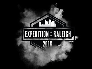 Expedition : Raleigh!