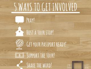 5 Ways to Help!