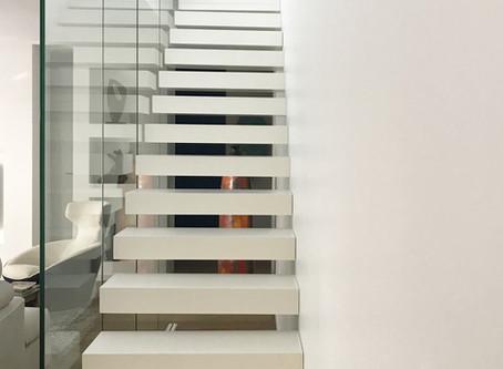 Un escalier pas comme les autres