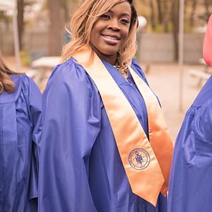 Cape Cod CC Graduation