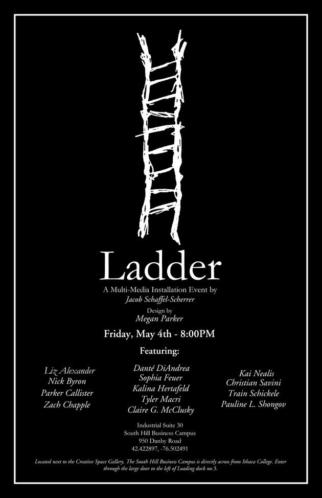 Ladder - Poster Design