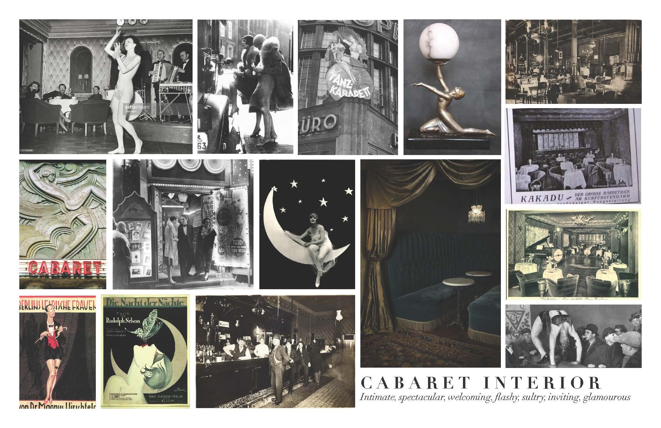 Cabaret Interior