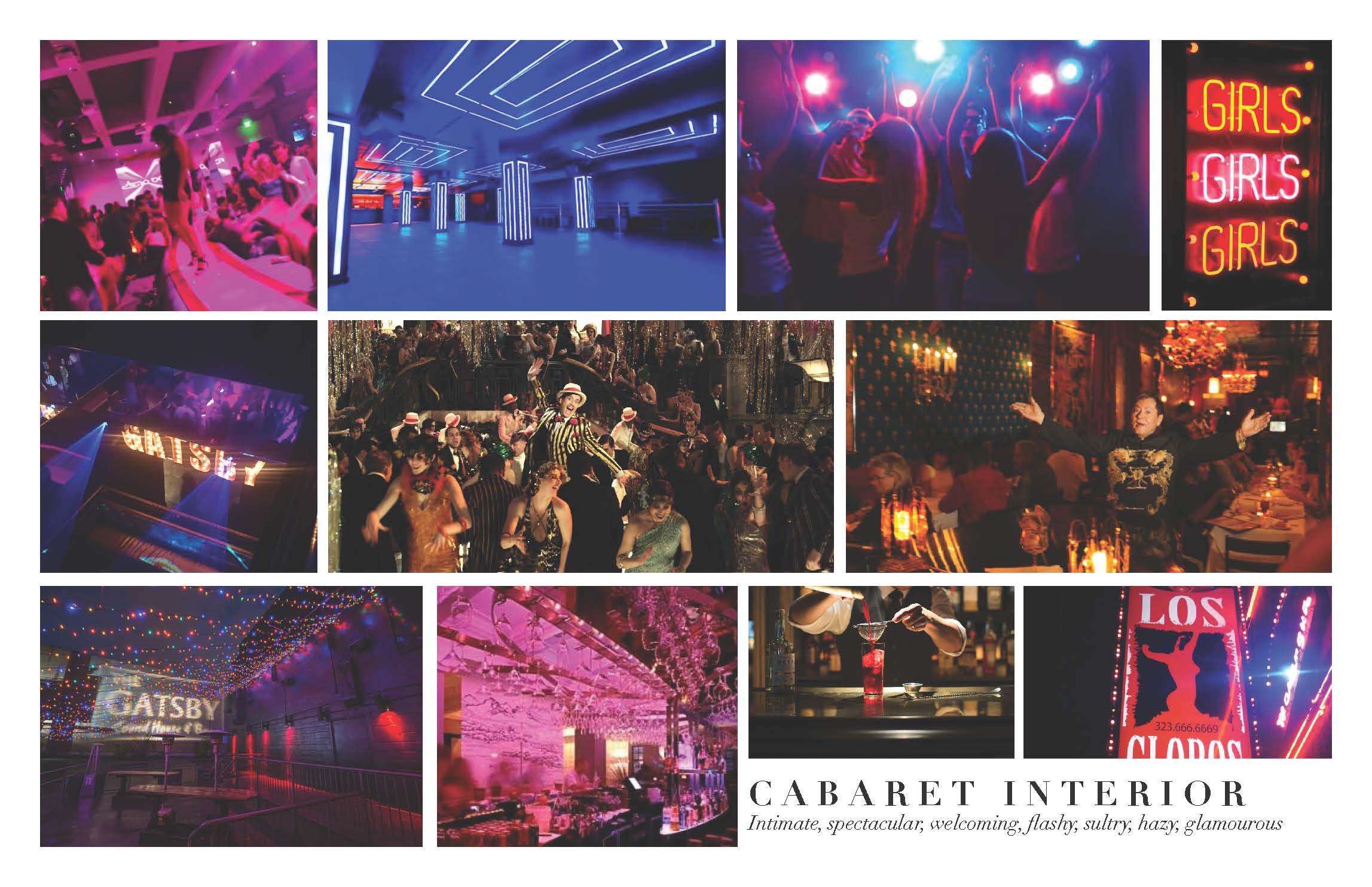 Cabaret Color Palette