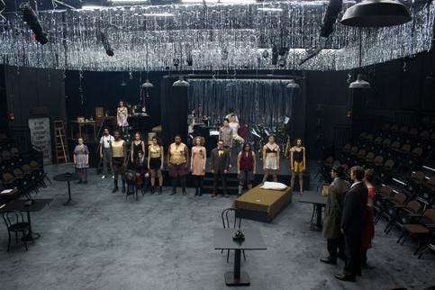 Cabaret - Set Designer