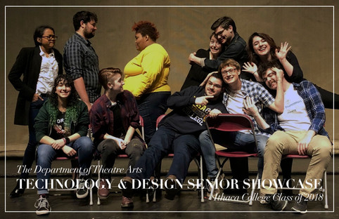 Showcase Invitation - Ithaca College