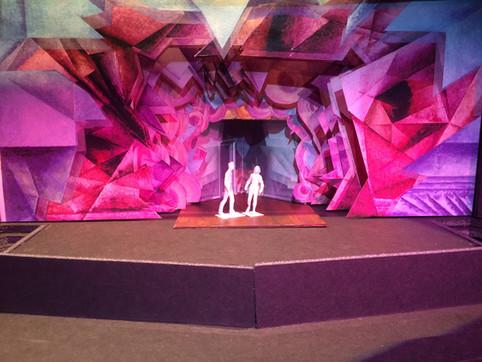 Cabaret - Set Designer (Paper Project)