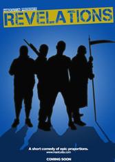 Design - 'Revelations' short film poster