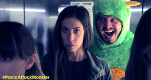 Video Campign: Panic Attack Monster